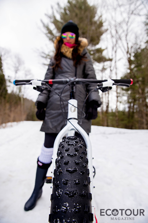 algonquin outfitters fat biking