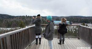 algonquin park visitor centre