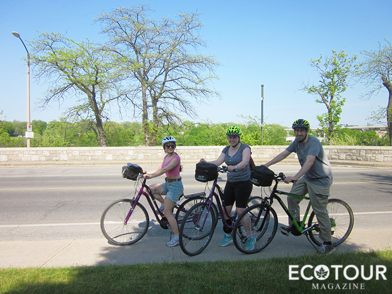 Niagara Falls Tour Bike