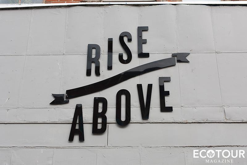Rise Above Vegan Restaurant St Catherines