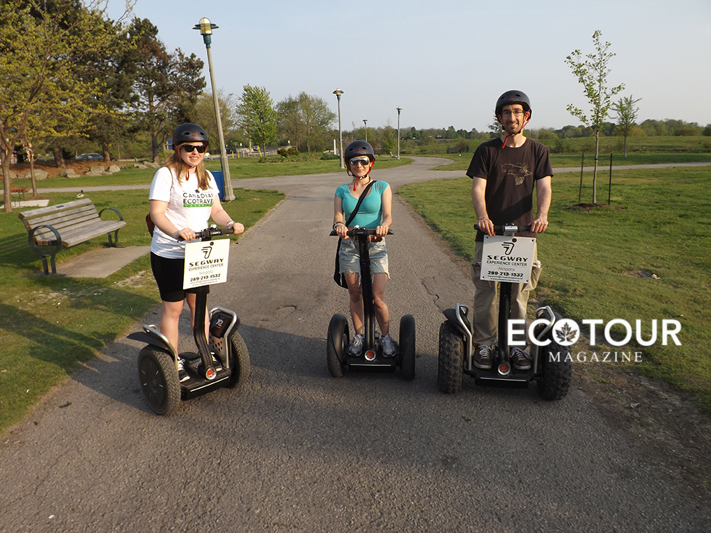 Learning the Importance of Community in Port Dalhousie | Niagara Segway Tour