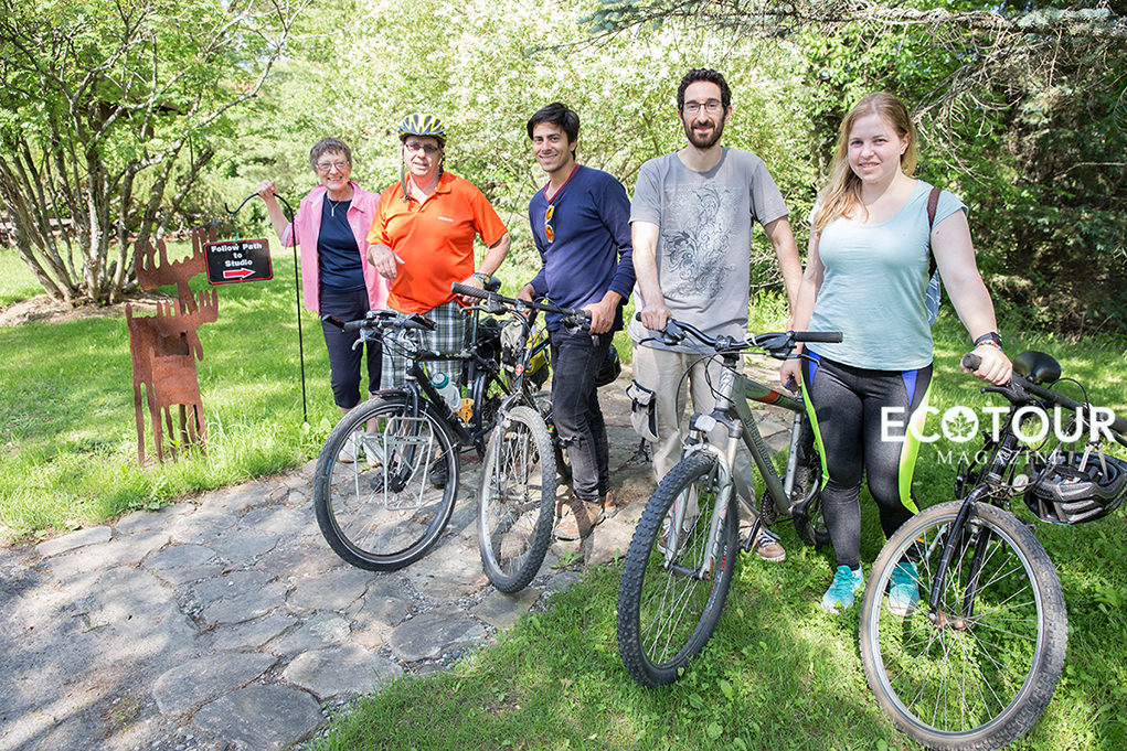 Discover Haliburton Art by Bike This Summer | Pedal Your Arts